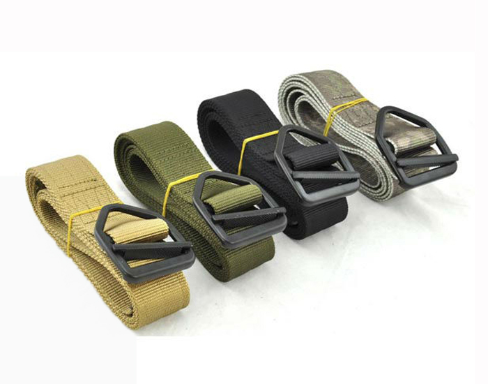 You can use custom high-end tactical belt equipment
