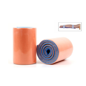 Aluminum Rolled Splints for First Aid