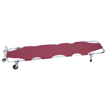 Folding aluminum camping table foldaway stretcher for ambulance