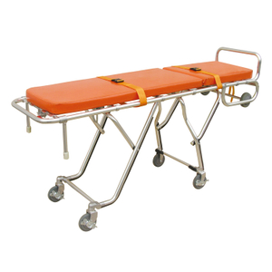 Aluminum Alloy Funeral Mortuary Stretcher