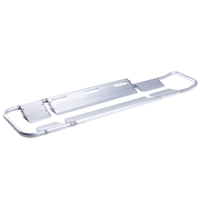 Fold Away Aluminum Scoop Stretcher Ambulance Gurney