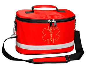Emergency rescue carried by the disaster area complete first aid kit