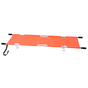 Stretcher manufactures aluminum portable folding ambulance stretcher