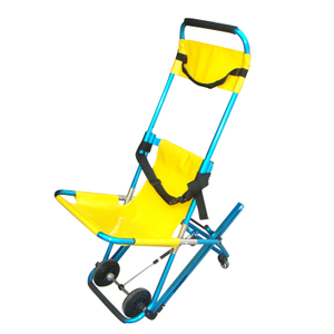 Emergency evacuation staircase stretcher lift patient lift chair