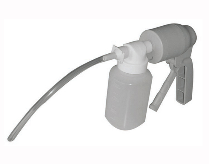 Premium manual patient manual suction devices adapted